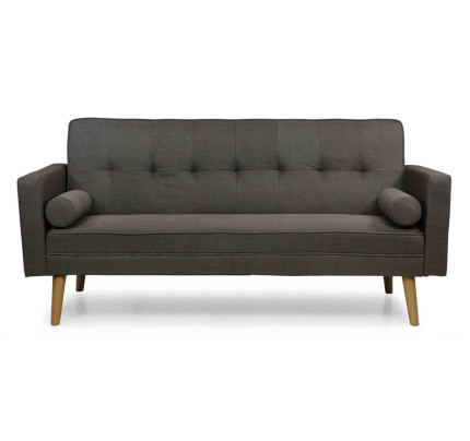 sofa bed in sale klaussner holly reviews beds daybeds living room furniture fortytwo rhona iii brown