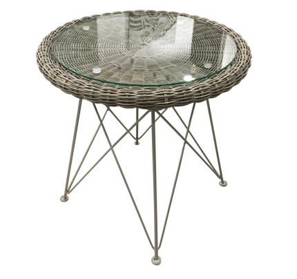 rattan side tables living room the church columbus indiana buy coffee furniture fortytwo singapore table 1