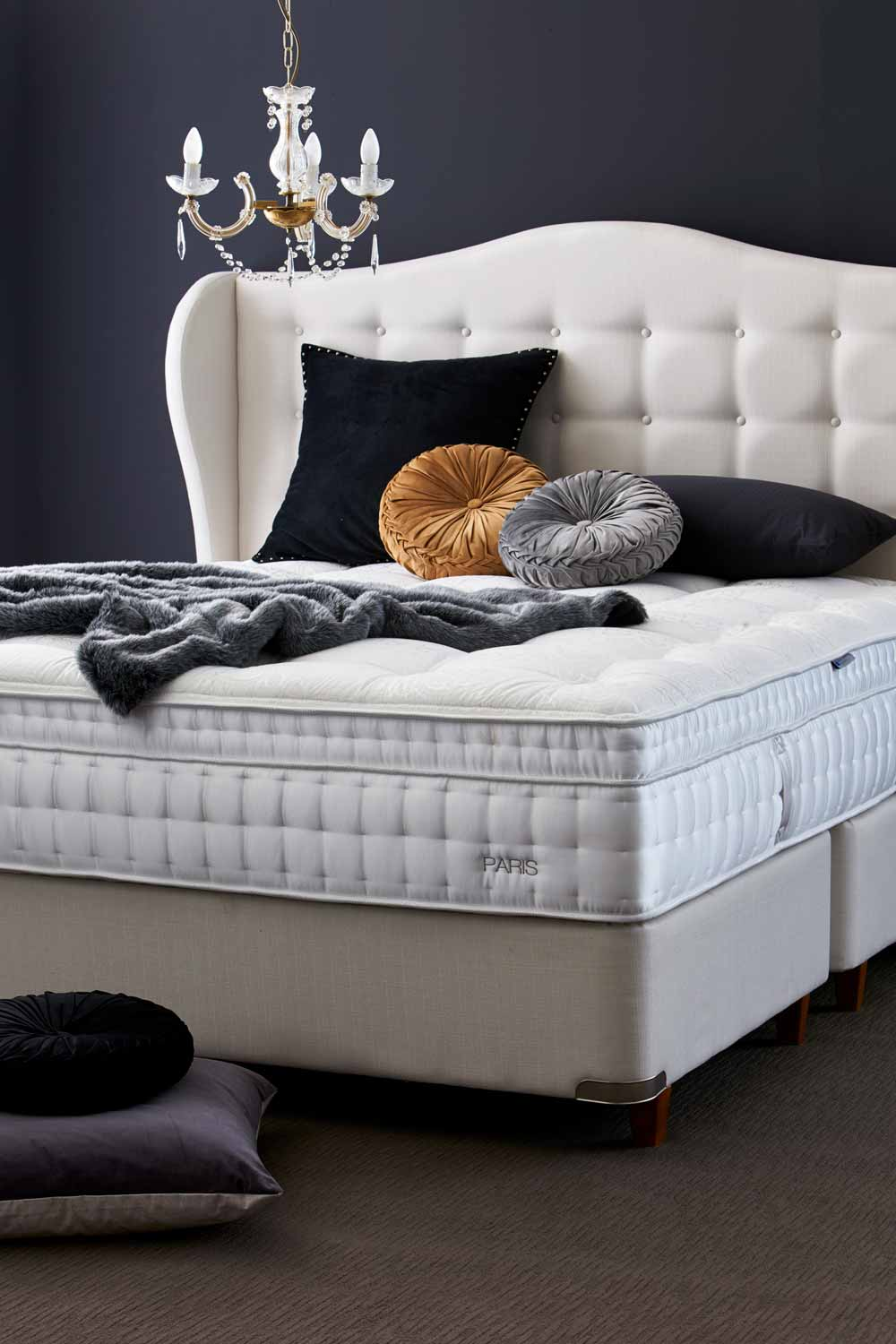 KING KOIL World Luxury Paris Mattress  Beds  mattresses