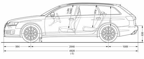 Présentation de l'Audi RS6 C6 (Page 1) / RS6 C6 / Forum