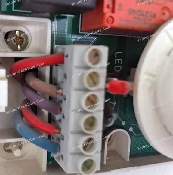 Forum Electricite Bricovideo Conseils Pour Remplacer Un Thermostat Mecanique Par Un Thermostat Digital