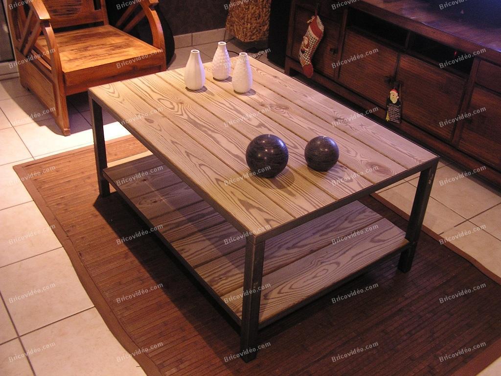 Fabrication Table De Jardin Plastique - Décoration de maison idées ...