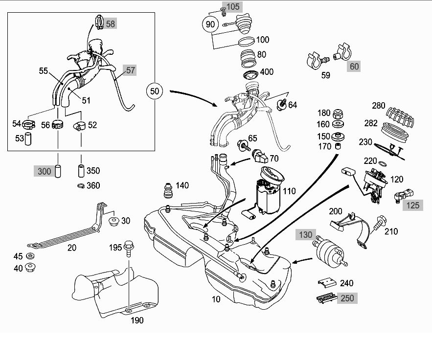 problèmes de circuit de carburant (tuto) (Page 1) / Classe