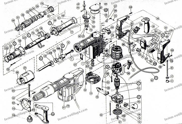 Hilti Tp 400 Service Manual