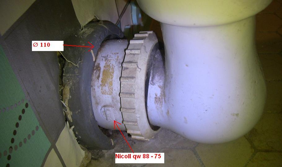 Plomberie Changement WC Conseils Pour Le Raccordement
