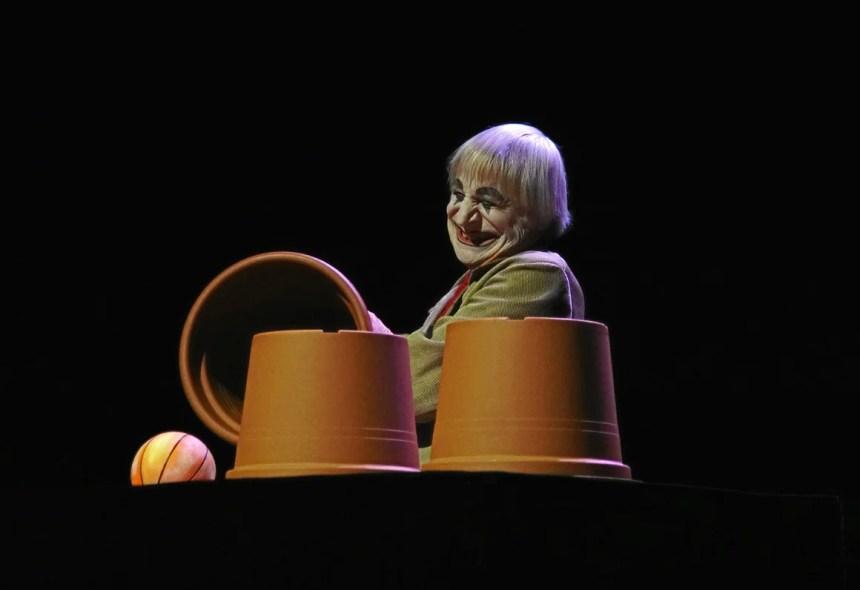 Zum 1. Todestag des großen Clowns Dimitri…