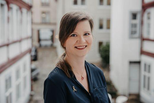 Zuzana Tomasikova, responsable du centre de compétences Jeunes adultes guéris, Cancer de l'Enfant en Suisse