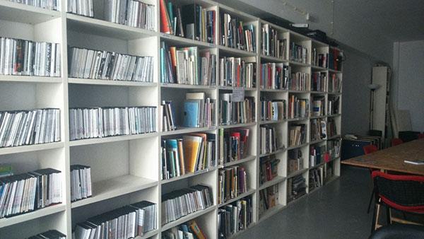 Forum Dança - Centro de Documentação
