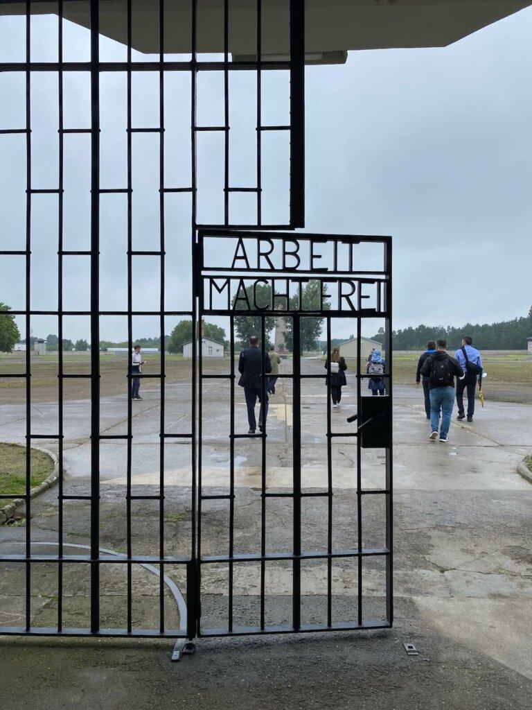 Gedenkstaedtte Museum Sachsenhausen 004