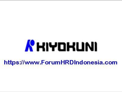Lowongan Kerja Operator Karyawan PT Kiyokuni Indonesia ...
