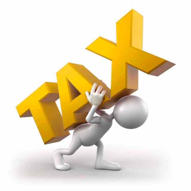財産の直接保有から生じる課税