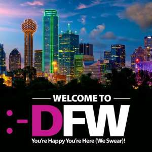 DFW  - ダラスフォートワース