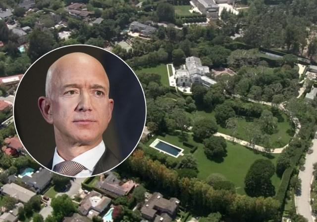Que dites-vous de ça! L'opération immobilière la plus chère de l'histoire de Los Angeles: Jeff Bez ...