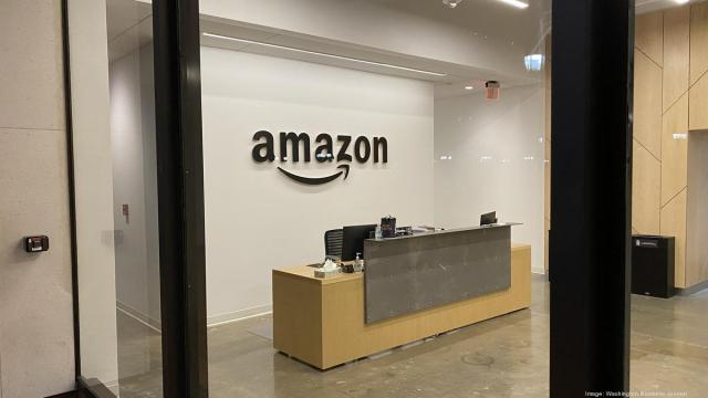 Amazon stimule l'embauche à la suite des demandes de livraison de coronavirus - Washington Business Journal