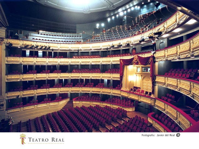 Teatro Real  Madrid  Forum Opra