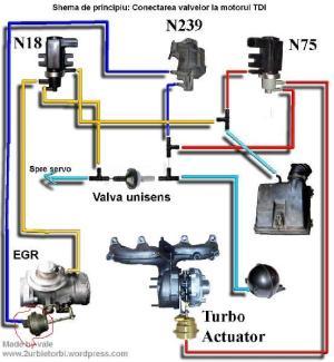 Installation des durites d'air pour le Turbo Passat TDI 130 de 2001 (Page 1) – Passat V