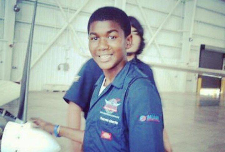 Black History Month: Trayvon Martin