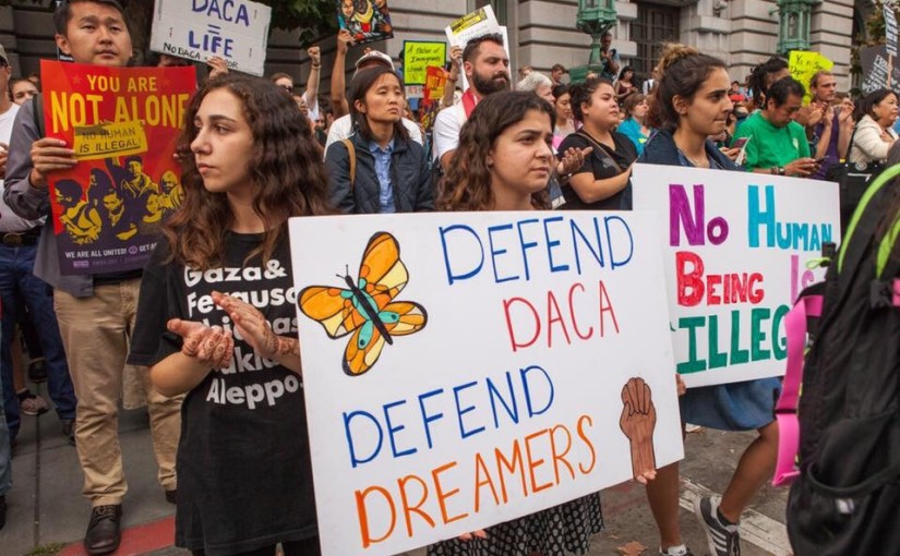 Defend Our Dreamers – Wednesday Admin Post