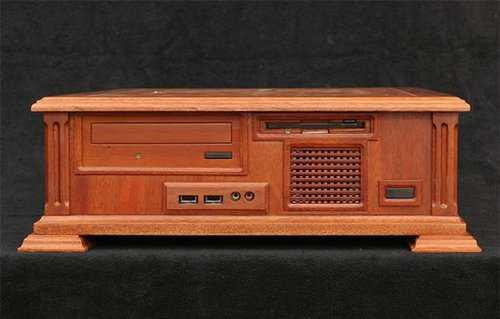 amazing wooden computer 5