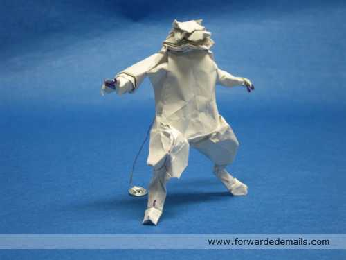 awesome origami artwork 15