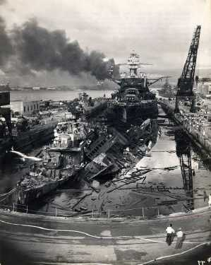 rare pearl harbor photos 1