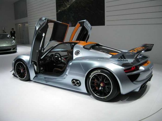 Porsche-918-Spyder-USD-850000