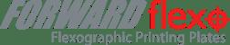 Flexo Plates - Forward Flexo Logo