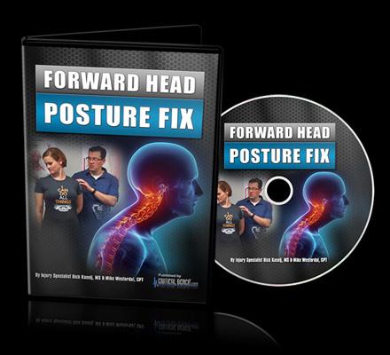 Forward Head Posture FIX DVD Video