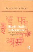 Hindi Dalit Literature