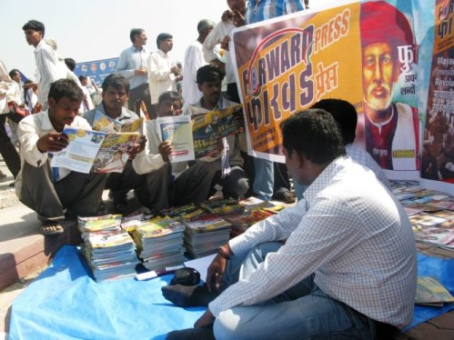 4_FP Stall in Bahujan rally