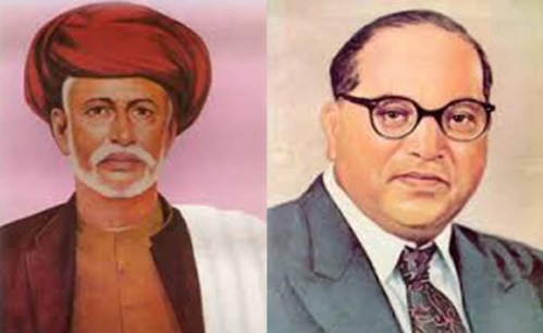 Ambedkar-and-Phule