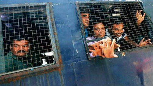 India Riot Verdicts