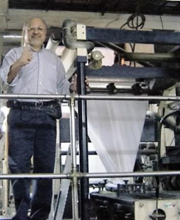 IK gives thumbs up as FP May 2009 starts print run