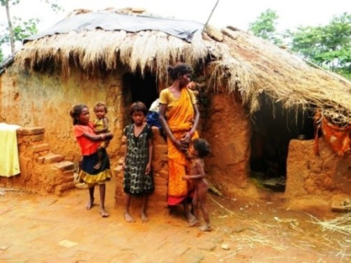 A Sabar family in Purulia 1