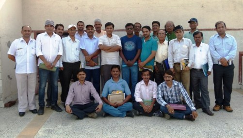 Pramod Ranjan with FP Team
