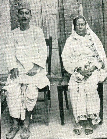 premchand-and-wife