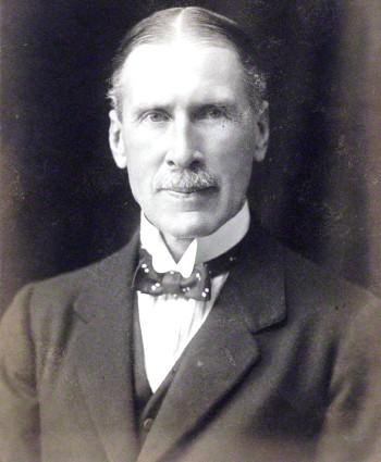 NPG x67087; Sir Stuart Mitford Fraser