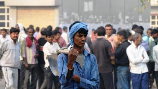 migrant-labourer