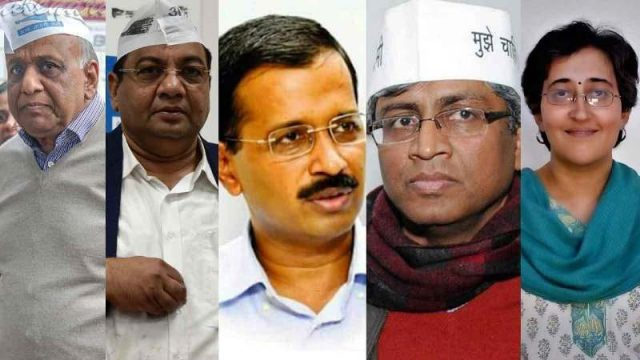 What is the caste of the Aam Aadmi Party? | Forward Press