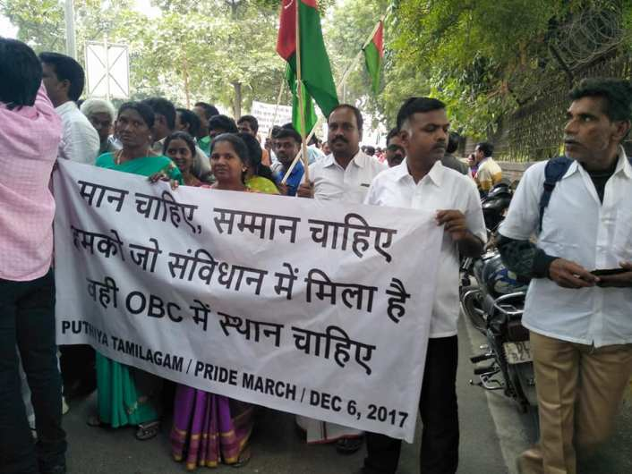 Why caste-based reservation is a logical social-justice