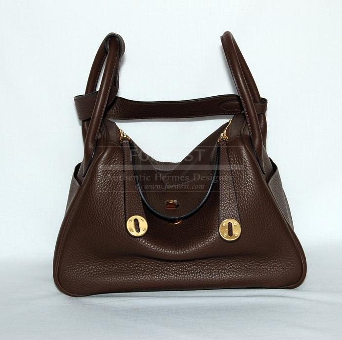 Authentic Hermes Lindy 30 Cafe Clemence G H W-$5799.0000