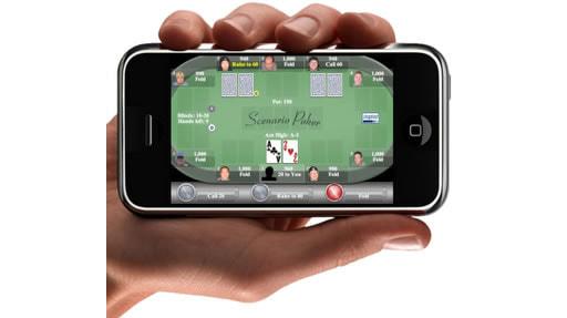 モバイル端末対応のオンラインカジノ