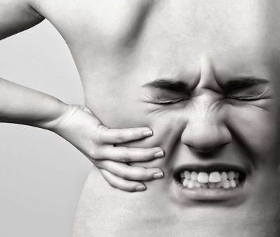 Is je rug je zwakke schakel?