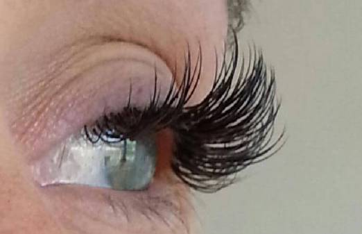Iedereen wil wimperextensions