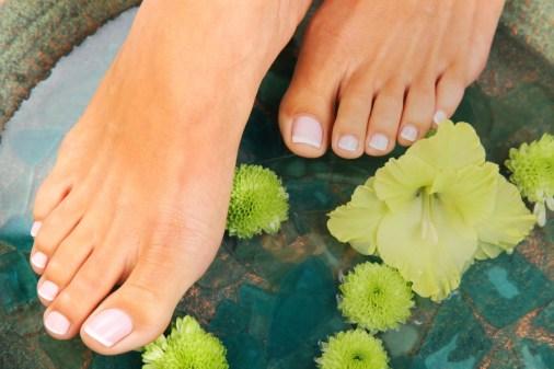 Laat jouw voeten verwennen!