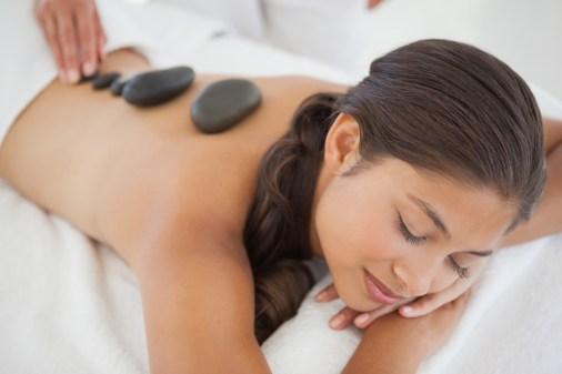 Hotstone-massage: heerlijk ontspannend