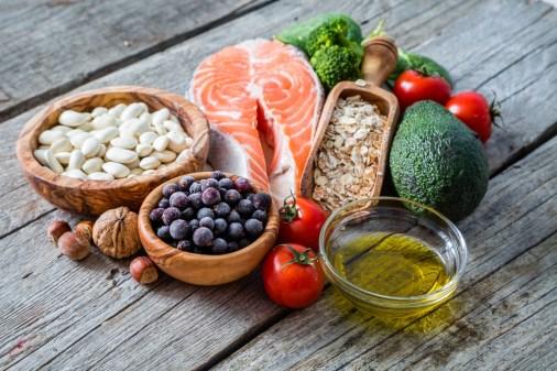 Ondersteun je lichaam door voeding
