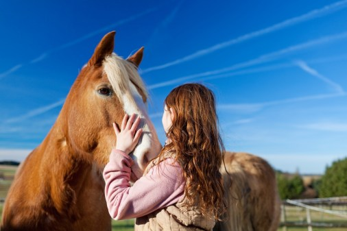 Groeien met paard en hond
