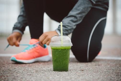 Voeding + beweging + gedrag  = balans