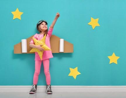 Een kind wordt een ster als het kan stralen